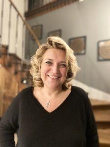 Elsa Laroque - gérante du domaine