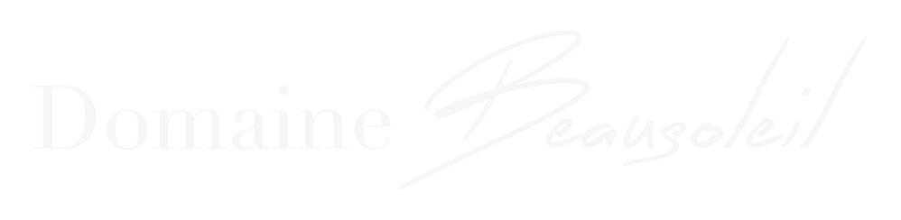 domaine beausoleil - logo clair